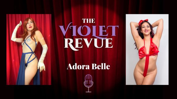 Violet de Beauvoir & Adora Belle