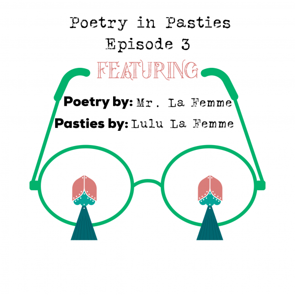 Poetry in Pasties - Episode 3 Title Slide