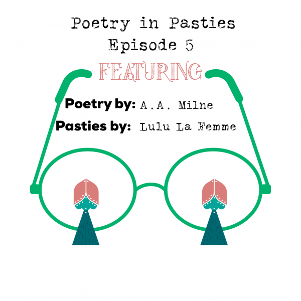 Poetry in Pasties - Episode 5 Title Slide