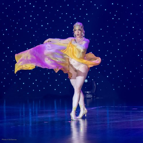 Icons and All-Stars Showcase at the Burlesque Hall of Fame Weekender, Orleans Hotel & Casino, Las Vegas, NV, June 3, 2018